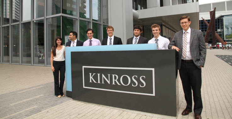 Kinross Gold Corporation (KGC)