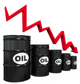 Oil Prices Drop