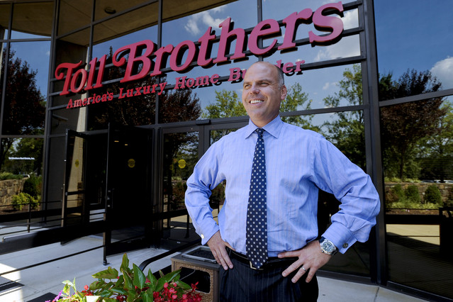 Toll Brothers Inc (TOL)