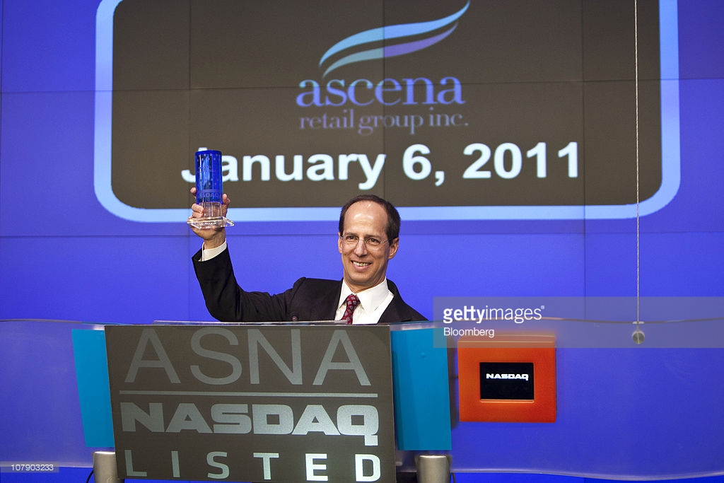 Ascena Retail Group Inc (ASNA)