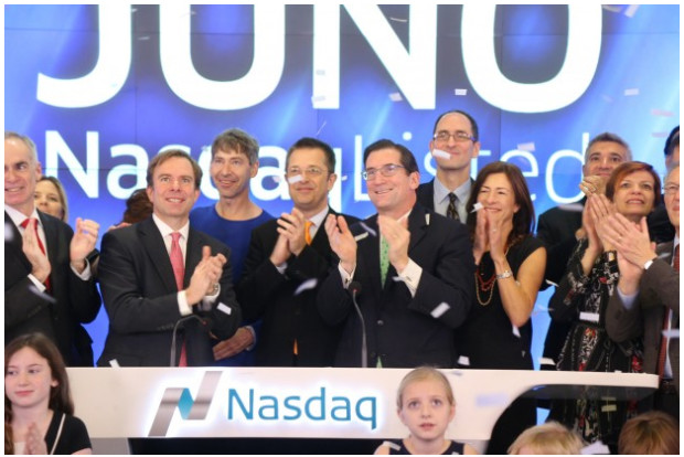 Juno Therapeutics Inc (JUNO)